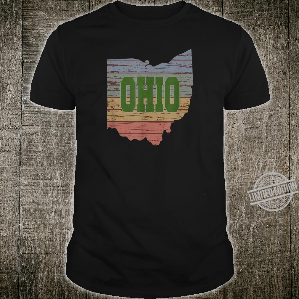State OHIO retro bobcat Ohio Athens Marching 110 rufus ohio Shirt