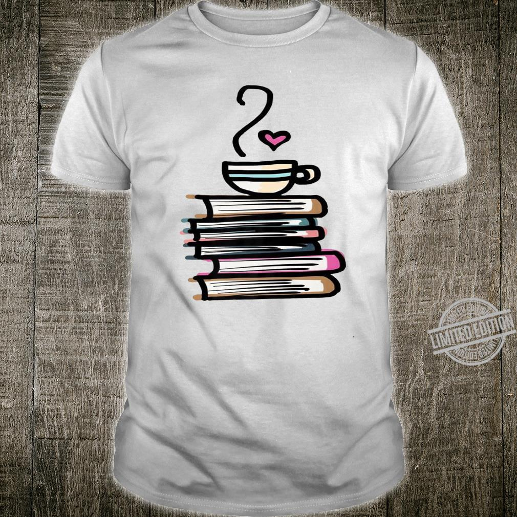 Tea And Books Shirt