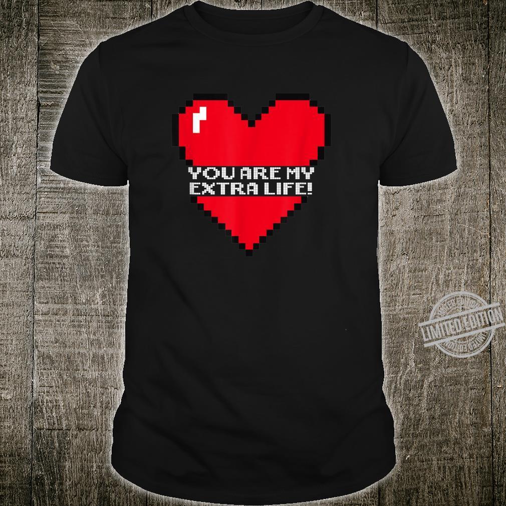 Video Gamer Valentines Day Shirt Video Gamer Valentines Shirt