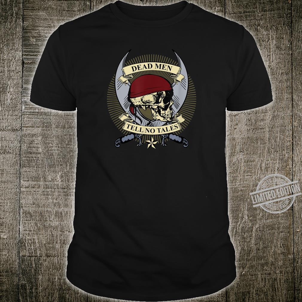 Vintage Pirate Shirt